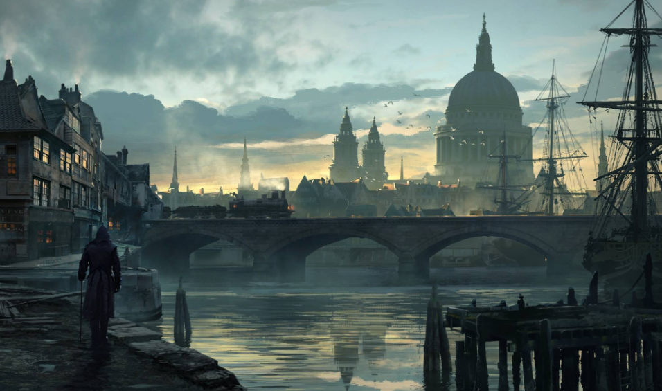 Free Play Ubisoft S Assassin S Creed Syndicate On Epic Game Store