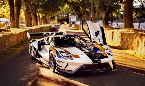 Will Ford GT Series Go Out With One Last BANG!?