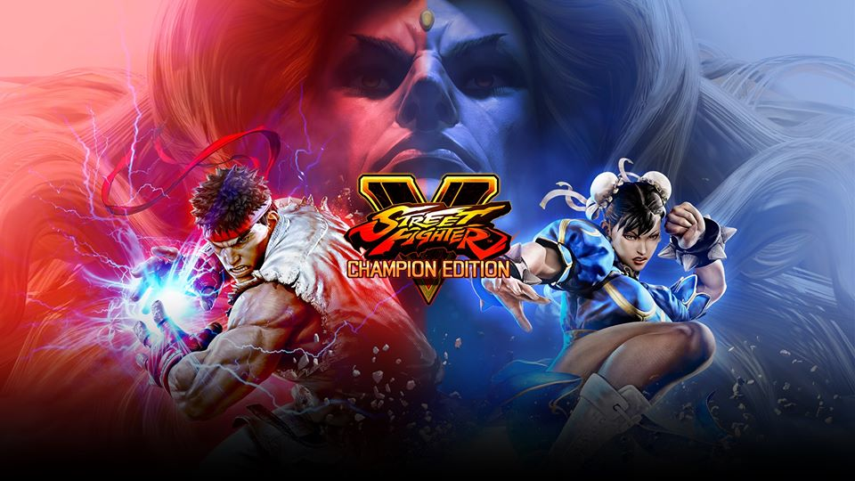Redbull Releases Street Fighter V Champion Edition Tier List