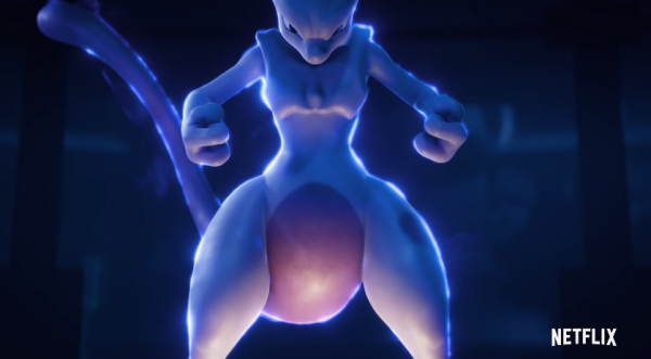 POKEMON GO MOVIE COMES TO NETFLIX! Mewtwo Gets a Remake from Mewtwo Strikes Back: Evolution
