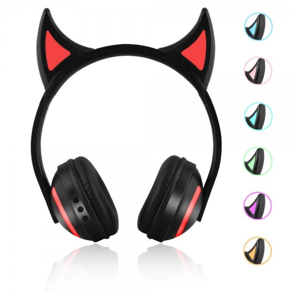Be a Pokemon Mewtwo Clone With These Amazon Cutest Cat Ear Headphones