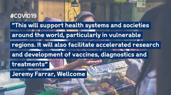 Gates, Wellcome, and Mastercard Announce $125M Fund to Fight Against Coronavirus