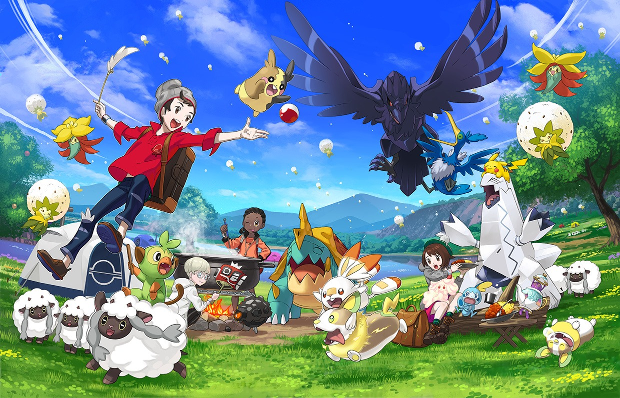 A New Pokemon Sword and Shield Event is Now Here and It Will Unlock Version Exclusives!