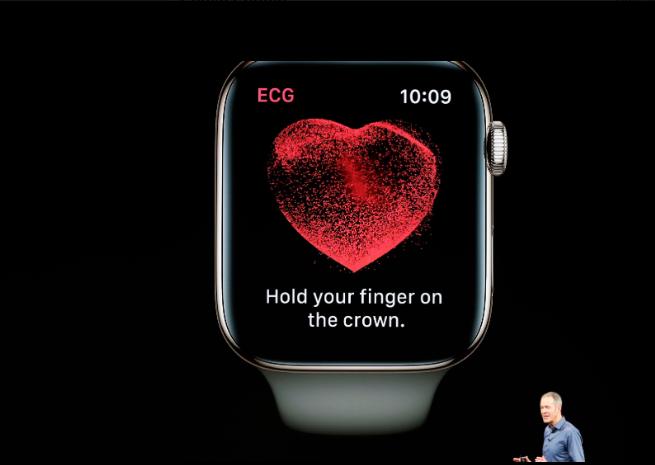 Apple Watch Heartline