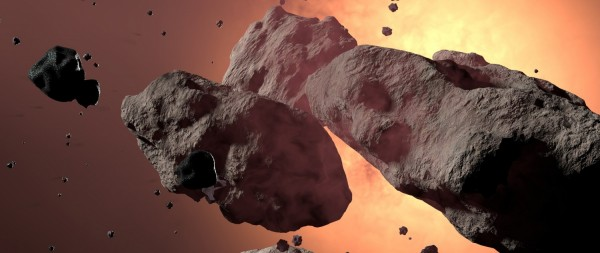 Bus-Sized Asteroid Made A Dangerous Close Flyby To Earth Today, Says NASA