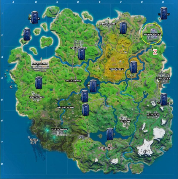 Fortnite Meowscles Mischief Part 2 Challenges Guide: How