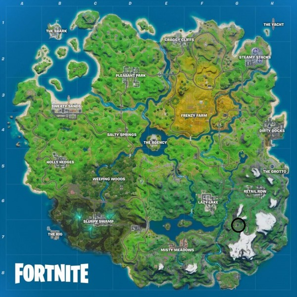Fortnite Guide: Skye's Adventure Part 1 Challenges and Box Factory Location