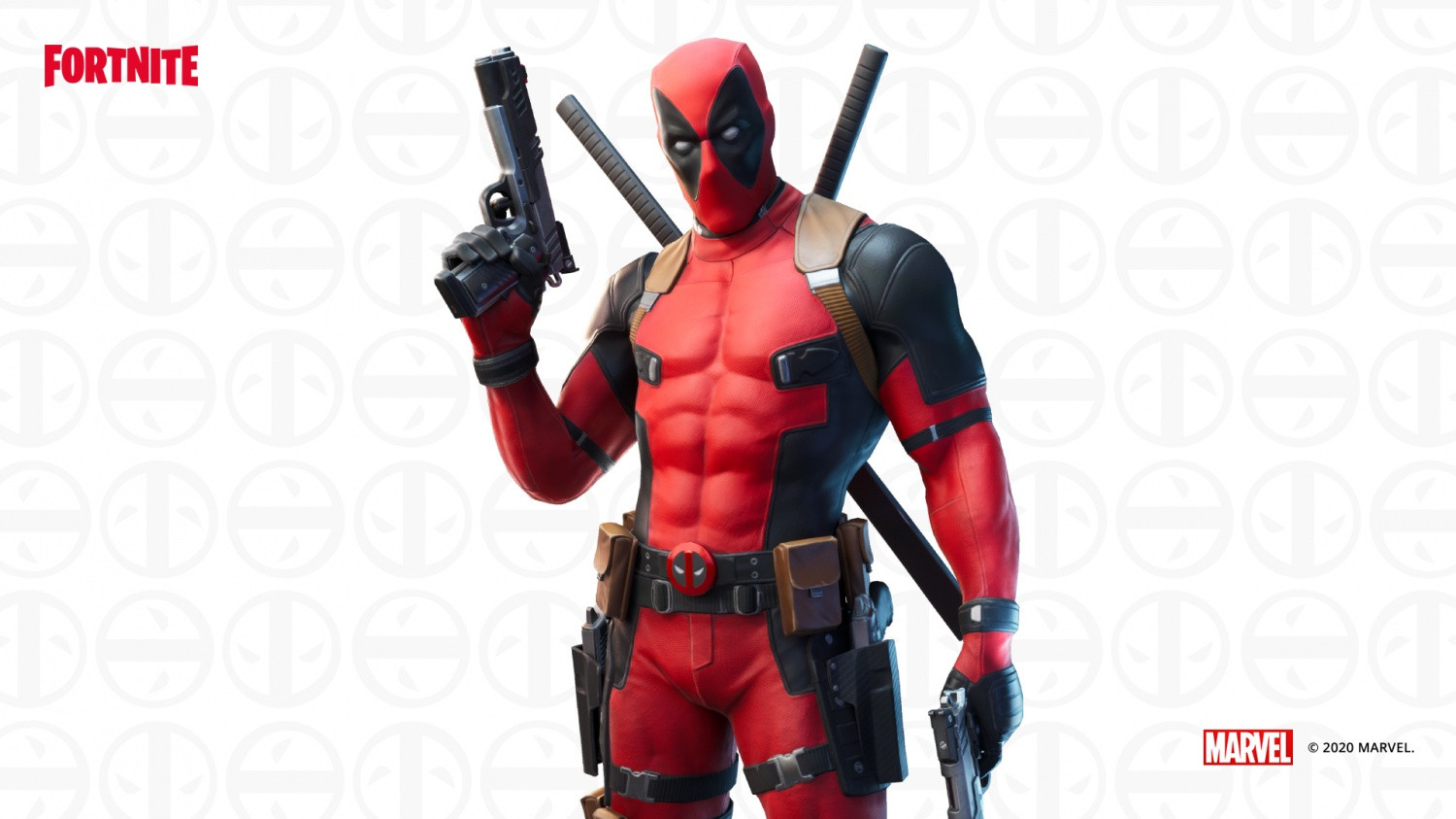 Fortnite Deadpool Outfit Without Mask is Available, So How Can You Get it?