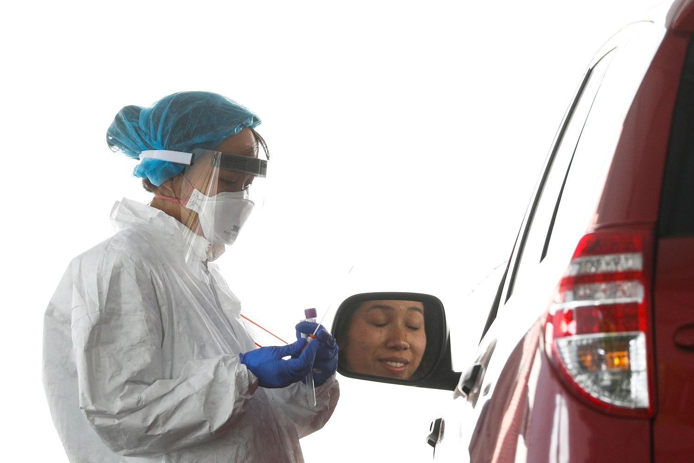 COVID-19 Testing Update: Apple-Stanford App Guides Responders to Drive-thru Coronavirus Tests