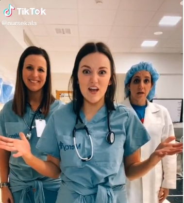 [VIRAL] TikTok Videos Show Doctors Dancing Amid Coronavirus; One Even Gives Free iPad to Patients!