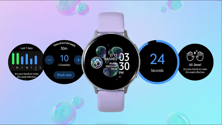 Samsung, Google, And Fitbit Use Their Smartwatches To Combat COVID-19