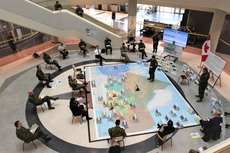 COVID-19 Global Map