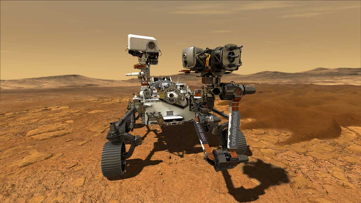 NASA's New Mars Rover Put To The Test In Australia