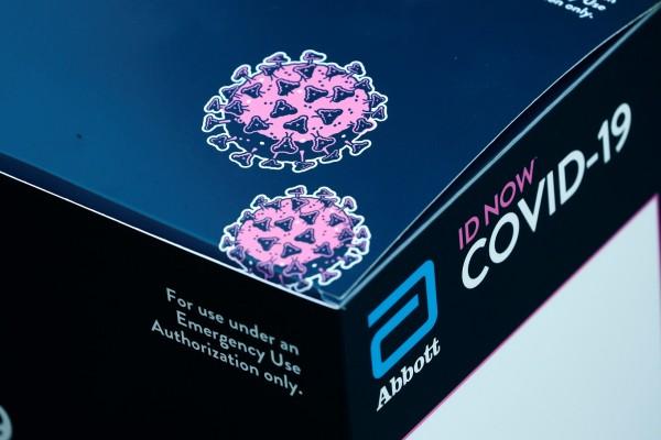 Coronavirus update COVID-19 cure hydroxychloroquine Abbott rapid test kit
