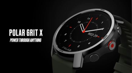 New Grit X Outdoor Watch Will Keep You Fit; Polar Will Track Your Workout
