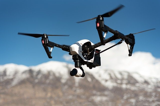 Use of Coronavirus Pandemic Drones Raises Privacy Concerns: Drones Spread Fear, Local Officials Say