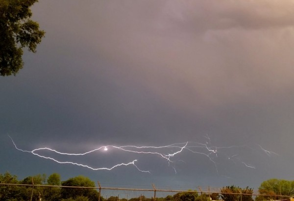 ball lightning?