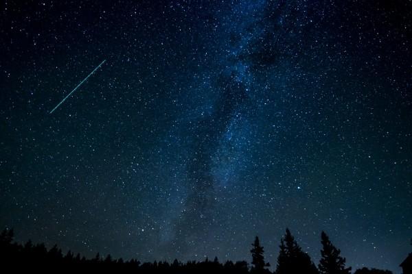 May comet SWAN supermoon Eta Aquariid meteor shower