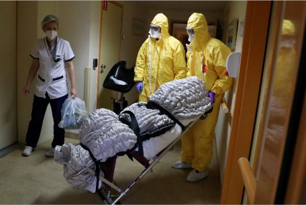 Coronavirus Death May Happen Once Hospitals Use Chinese Ventilators, Accuse U.K Doctors