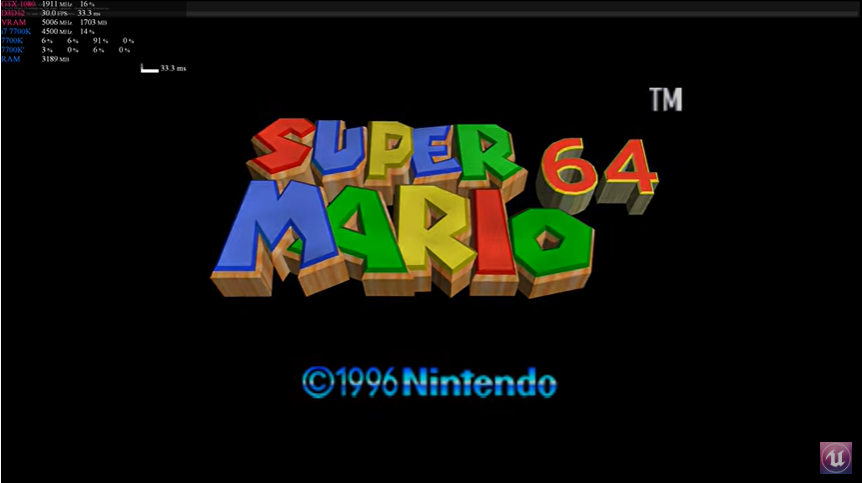 Nintendo's Old Files Have Been Stolen; That's Why There's Super Mario 64, Says Report