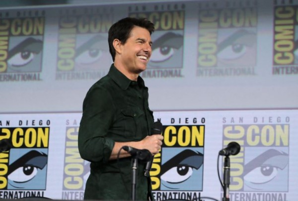 NASA Is Currently Planning To Shoot A Film With Tom Cruise And It Will Be Filmed In Space!