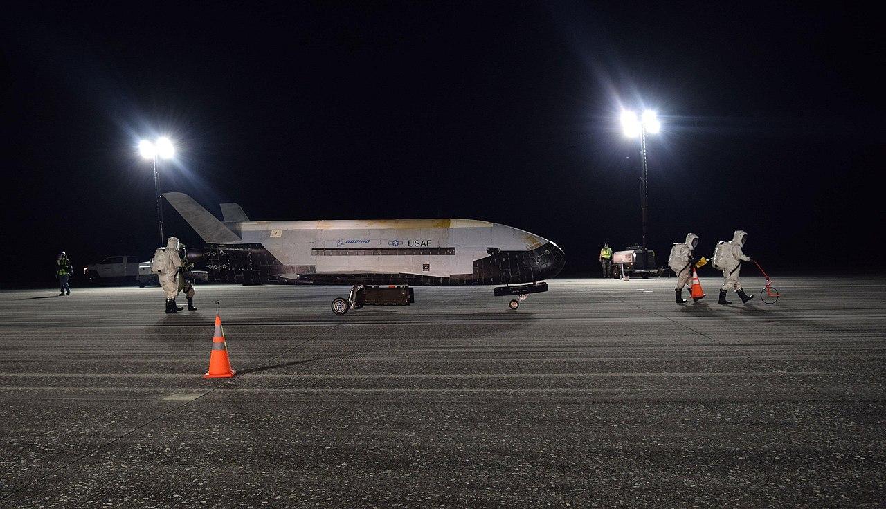 X-37B launch May 16 2020