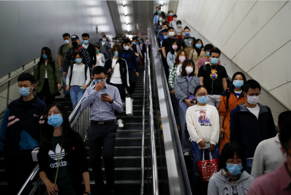 COVID-19 Update: China Finds New Wave of Coronavirus Cases After Easing Lockdown