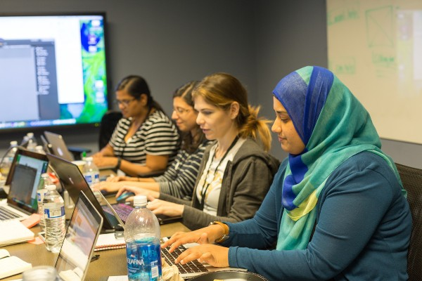 Women Who Code Partners with Blackstone