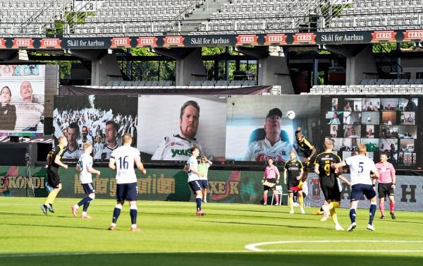 Soccer Football - 3F Super League - AGF Aarhus v Randers