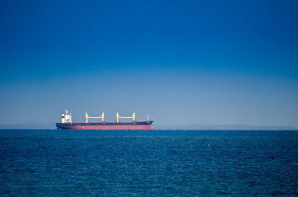 ship circling in ocean ESA European Space Agency polar reversal