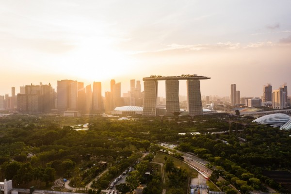 Singapore's Wearable Tech Against COVID-19