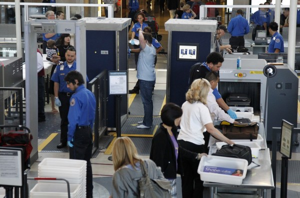 Trans travellers face 'invasive' airport security at Thanksgiving