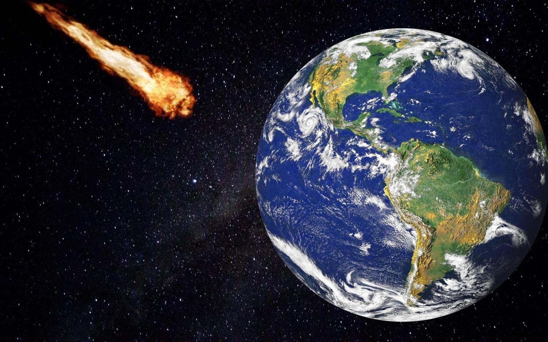 ancient asteroid life on Earth Mars