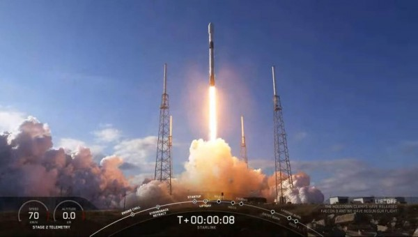 Through SpaceX's Starlink Elon Musk Hopes to Deliver Cheap and Fast ...