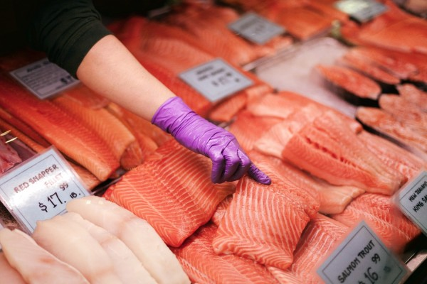 China's NEW Virus Outbreak Comes From Eating Salmon? Here's What Experts Suggest