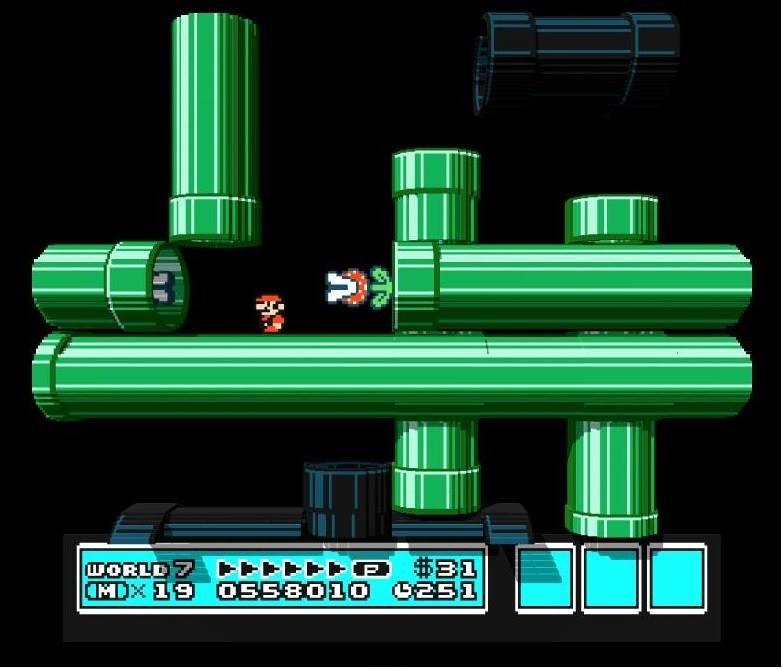 3DSen Steam NES Nintendo Entertainment System games