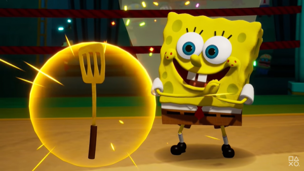 New PS4 'Spongebob Squarepants: Battle for Bikini Bottom Rehydrated' Faces Robot Armies