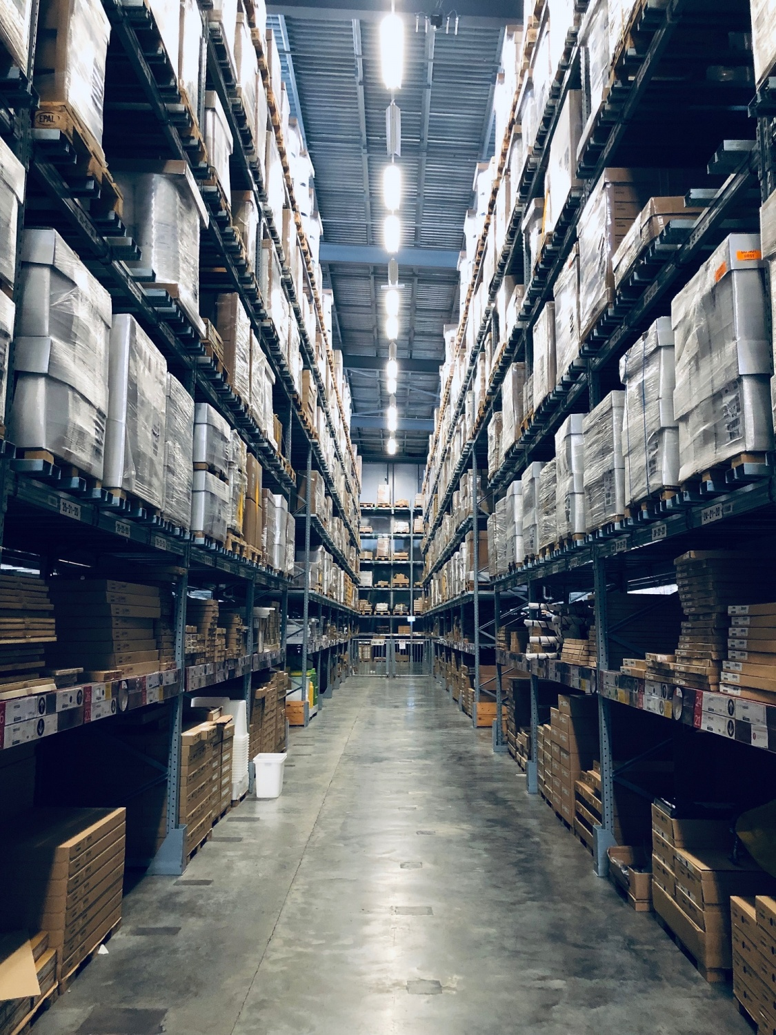 UVC-Equipped Robots Developed to Disinfect Warehouses