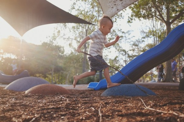 Here's How to Take Your Kids to the Playground While Also Protecting Them from Infection