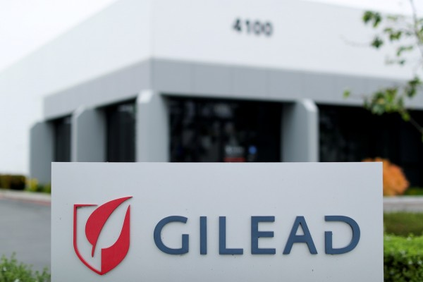 Gilead Sciences Inc pharmaceutical company is seen during the outbreak of the coronavirus disease (COVID-19), in California