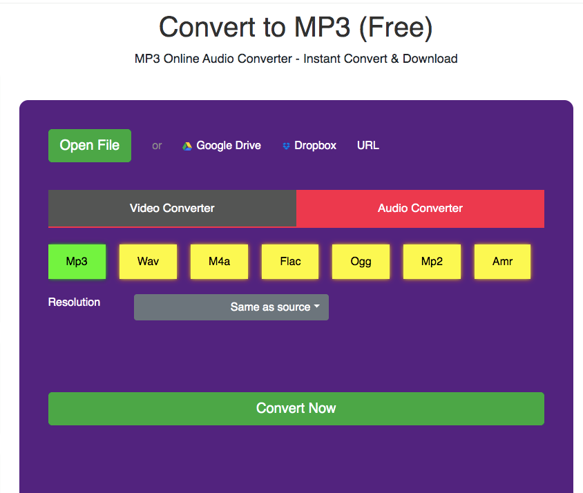 Everything You Need To Know About Online Mp3 Converter
