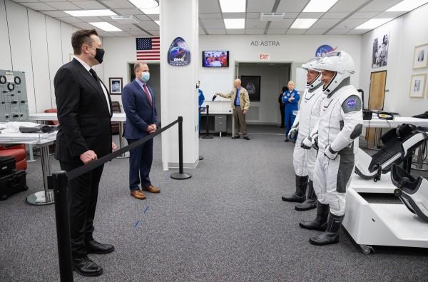 Elon Musk is seen in various looks