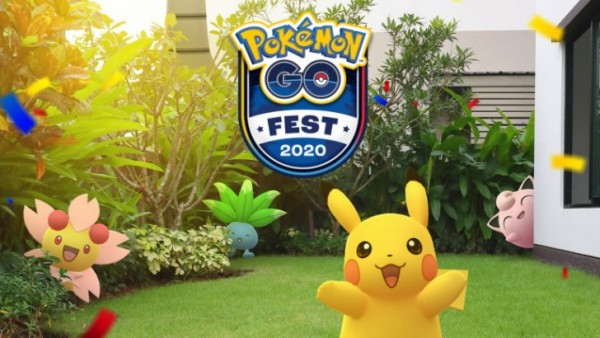 Where's Waldo: Pokemon GO Edition; Logo of PoGo Fest 2020 Has Each Trainers' Faces