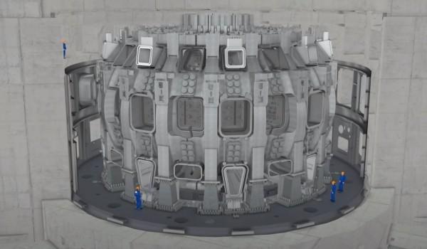 Os cientistas começaram a conectar o maior quebra-cabeça do mundo: um experimento de fusão nuclear