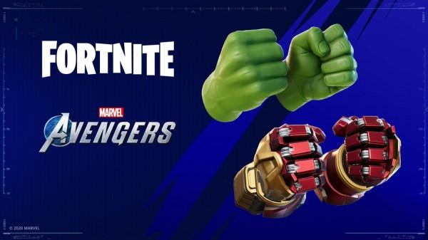 Fortnite Avengers free pickaxe