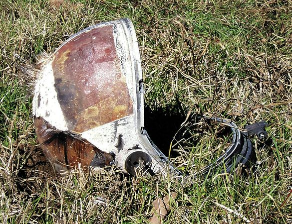 Columbia Disaster: Possible Wrecked Helmet of Astronaut That Died in 2003 NASA Tragedy Found in Texas Field