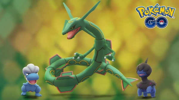 Pokemon GO Rayquaza raid guide