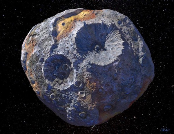 """UK Company Eyes to Mine on Asteroid """"Worth Trillions"""""""