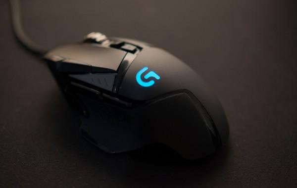 led mouse