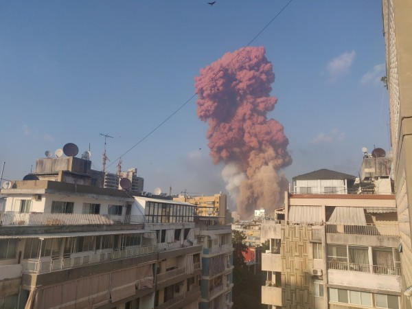 Four Explosions Within 24 Hours: Here's What Happened in Lebanon, China, North Korea, and UK Lebanon-beirut-explosion-china-north-korea